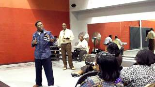 Snippet: Pastor Isaiah Robertson Of Wifi Of Tuscaloosa, March 27,2011