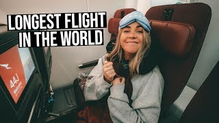 Gambar cover We Went on One of the LONGEST FLIGHTS in the WORLD (while pregnant!) | Qantas Perth to London