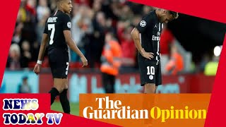 PSG are not playing Tuchel football. It may not even be football | Jonathan Wilson