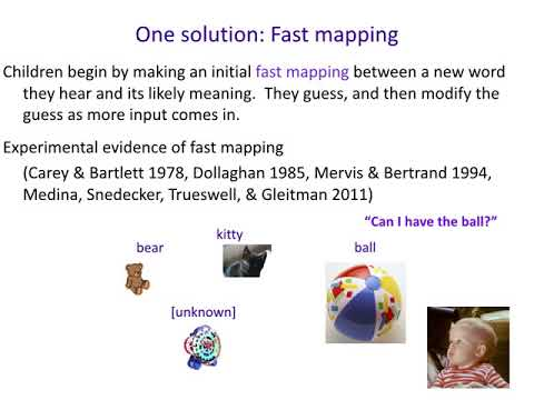 AcqofLang2: Fast Mapping - YouTube