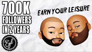 HOW WE GAINED 700K IG FOLLOWERS IN TWO YEARS