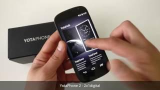 YotaPhone 2: Análisis a fondo del móvil con 2 pantallas