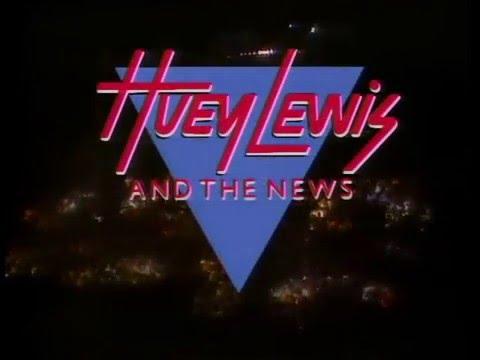Huey Lewis & The News Kabuki Concert (2/21/1985)