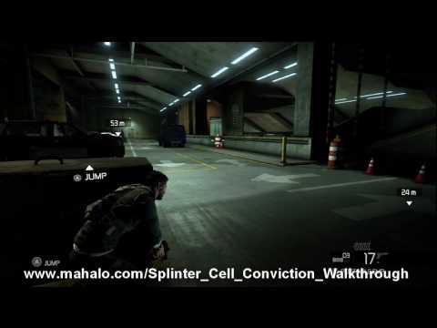 Splinter Cell: Conviction Walkthrough - Chapter 8: Third Echelon HQ Part 1