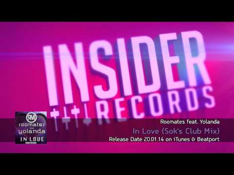 Roomates feat. Yolanda - In love (Sok's Club Mix) [Insider Records] mp3