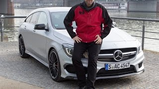 Fahrbericht: Mercedes CLA 45 AMG Shooting Brake 4Matic