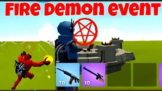 Rocket Royale - Fire Demon Event!!