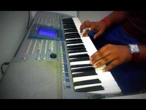 Jeene Laga Hoon - Ramaiya Vastavaiya (Keyboard Cover) | By Parag Shah