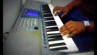Download Jeene Laga Hoon - Ramaiya Vastavaiya (Keyboard Cover) | by Parag Shah MP3 song and Music Video