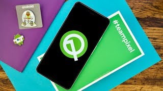 Android Q Beta 4 обзор новых функций