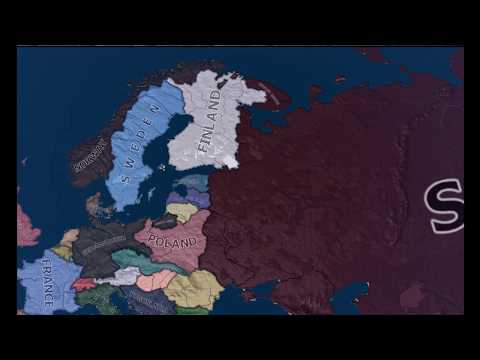 Don't let your Finnish Dreams be German Dreams [HOI4] [Timelapse]