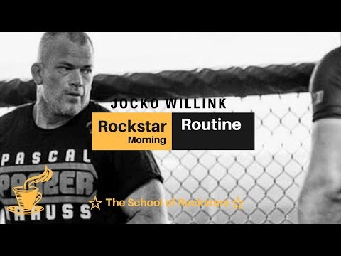 Why I Wake Up At 4:30 AM Every Day - Navy SEAL Jocko Willink (@jockowillink) Morning Routine
