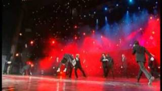"BEST dance show russian ""TODES"""
