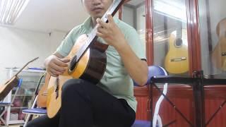 Biển nỗi nhớ và em - Phú Quang. Soạn guitar: Vũ Hiển