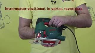 Fierastrau pendular Bosch PST 800 PEL + 10 panze - AtelierulTau.ro - WunderHaff
