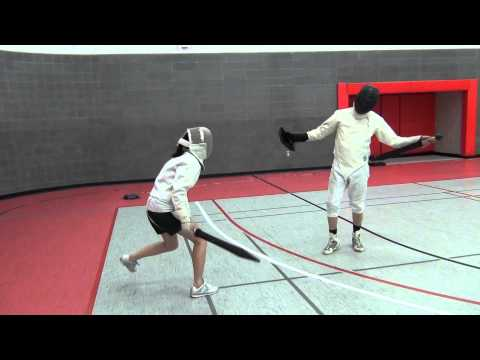 Roman Gladius Fencing with cold steel Roman Gladius Fencing Sword Fight