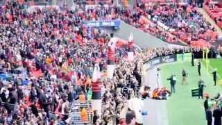 Rugby Wembley Stadium Part 2 (Nikon) 22 March 2014 - Rock Choir