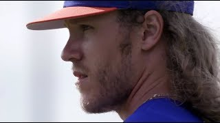 Mets pitcher Noah Syndergaard: Class Clown or Student of the Game?