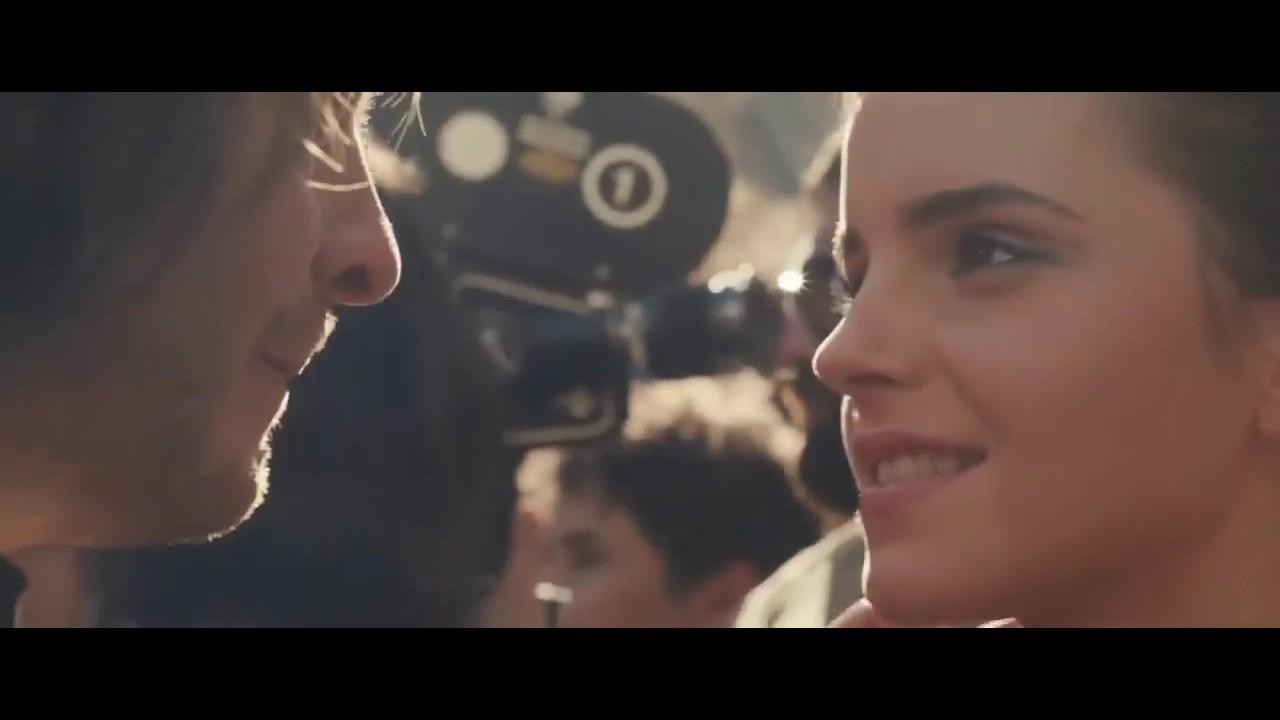Beauty and the Beast Kiss Scene Emma Watson - YouTube