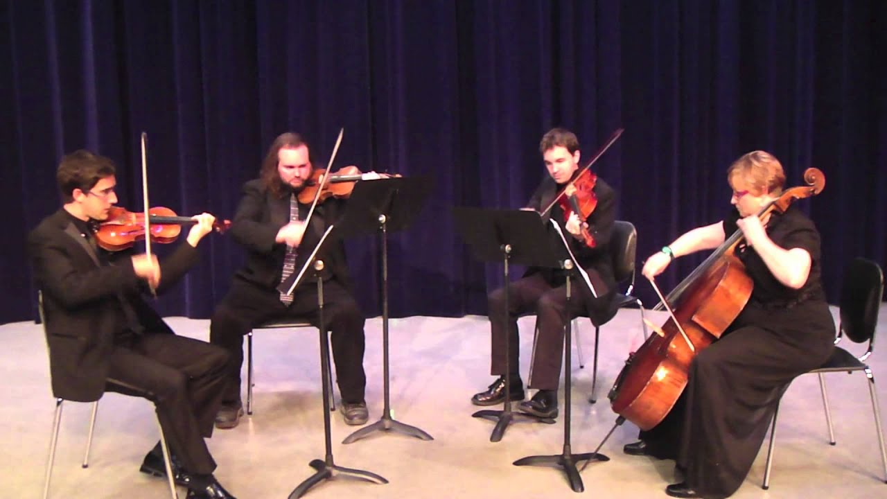 St Louis String Quartet | Classical Wedding Ceremony Music ...