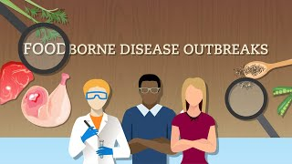 CDC in Action: Foodborne Outbreaks