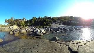 Spiaggia - Camping Telis a Tortolì, Sardegna - Video 360