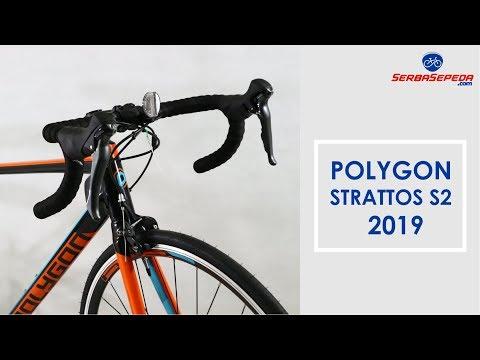 87e0c196d92 Sepeda Polygon Strattos S2 Ukuran 700c Seri Tahun 2019