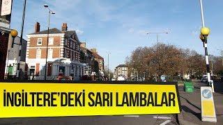 İngiltere'de Yaya Geçitlerinin Başında Bulunan Sarı Lambalar Ne İşe Yarıyor? | yurtdisiegitim.net