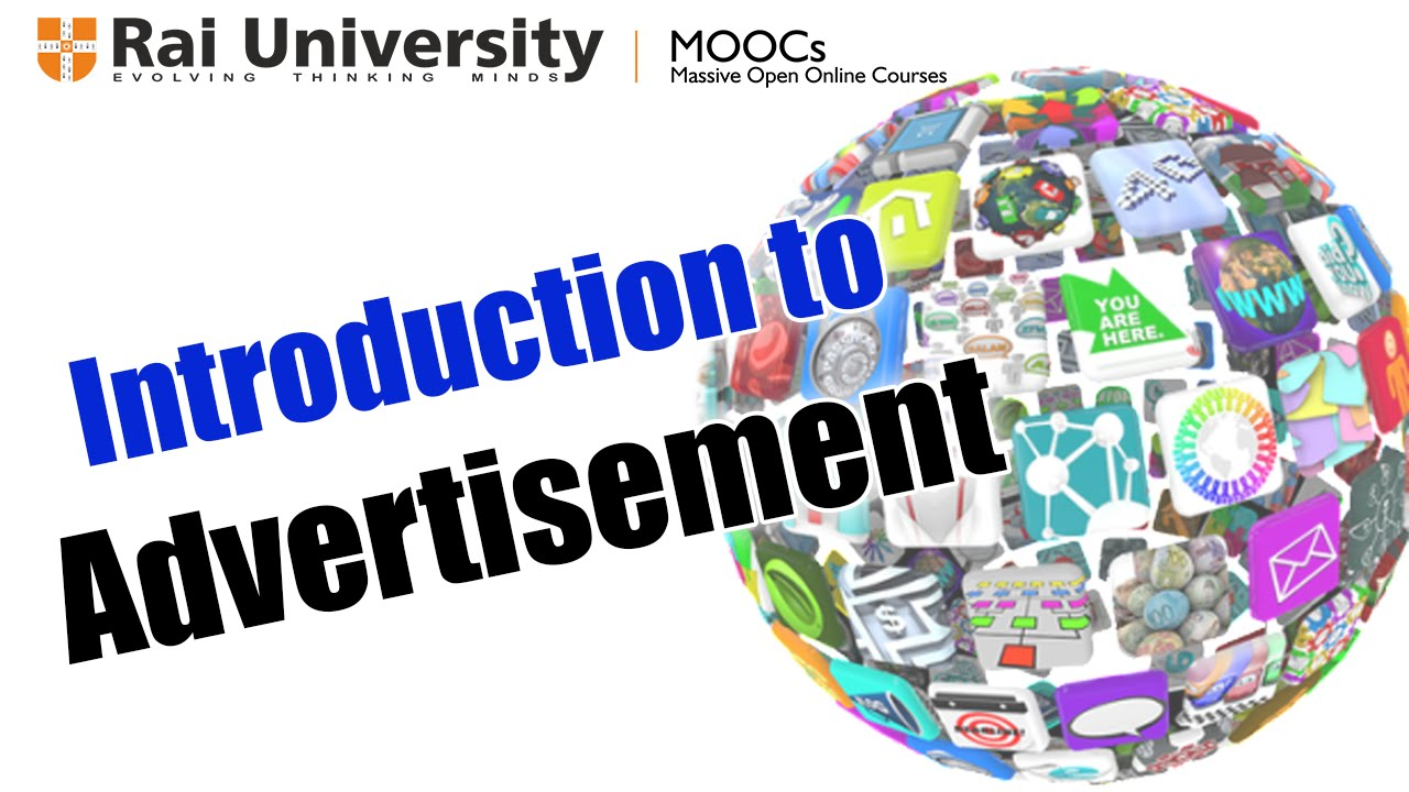 Course Title: Introduction to Advertising