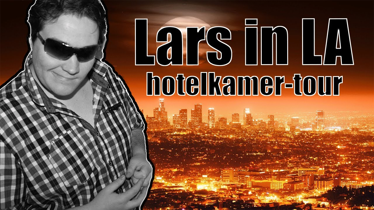 Lars in la hotelkamer tour youtube for Hotelkamer