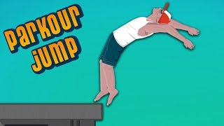 Parkour Jump: Flipping Simulator Full Gameplay Walkthrough