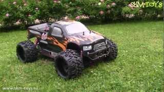 Внедорожник бензиновый VRX RACING с демонстрацией(Купить: http://www.skm-toys.ru/shop/models/avtomodeli-benzinovie/VRX-Racing/RGC-0004-01.html Внешний вид и техническое оснащение полноприводно., 2012-07-09T17:31:34.000Z)