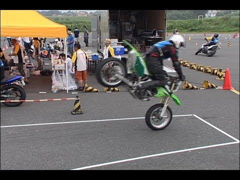 Crash Collection of MotoGymkhana(ジムカーナ転倒集)