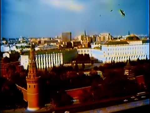 Гимн CCCP Советское Центральное Телевидение 1984 ☭★