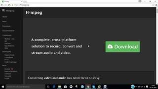 How to Install FFMPEG on Centos 7