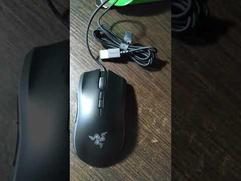 Мышь Razer Mamba Elite USB Black (RZ01-02560100-R3M1)
