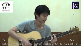 Akustik Gitar - Belajar Lagu (Rude - MAGIC!)