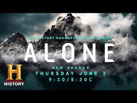"""The HISTORY Channel's """"Alone"""" Season 8 Sneak Peek Trailer"""