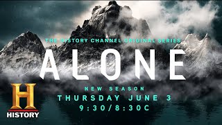 """The HISTORY Channel's """"Alone"""" Season 8 