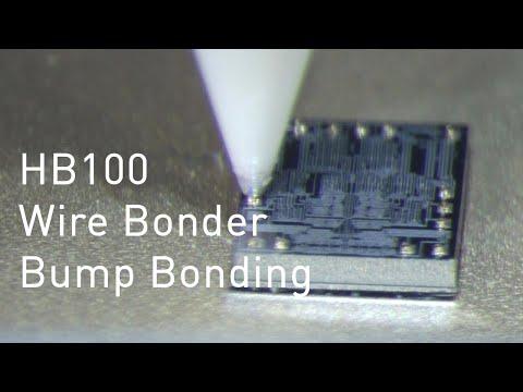 HB100 Wire Bonder Bump Bonding