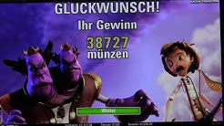 Big Win bei Online Casino Club. Wir ballern Jack and the Beanstalk!