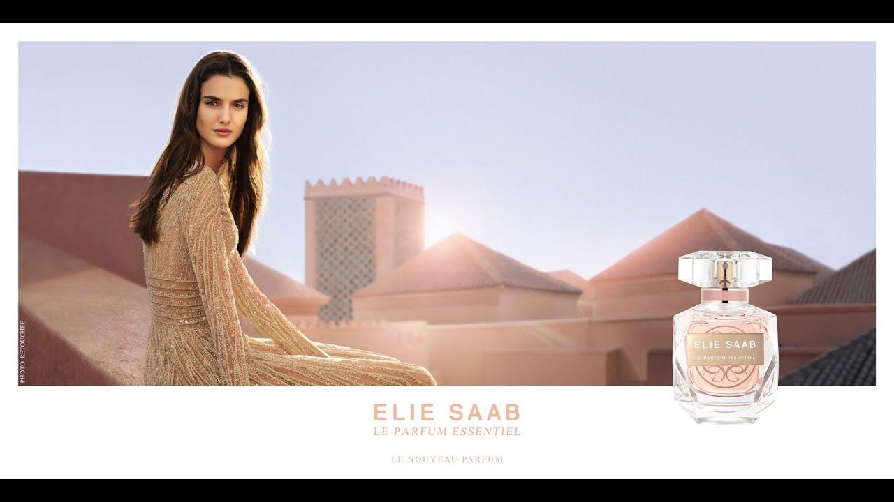 Elie Saab Le Parfum Essentiel Publicité Youtube