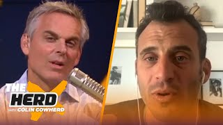 Doug Gottlieb doesn't believe the official flu game story, talks KD, LeBron vs. MJ | NBA | THE HERD