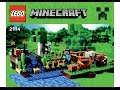 LEGO 21114 The Farm Instructions LEGO MINECRAFT