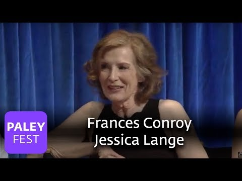 American Horror Story  Frances Conroy and Jessica Lange On Working Together