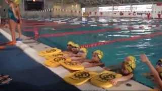 Çocuklara Yüzme Kursu www bilimselyuzme.com