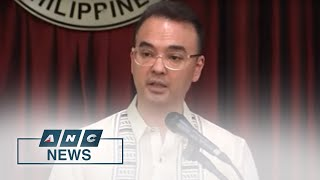 Cayetano to stay as House Speaker despite term-sharing deal with Velasco?   ANC