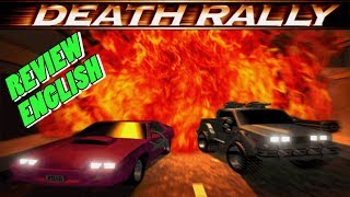 Death Rally (PC DOS) - a review by the Retro Gambler