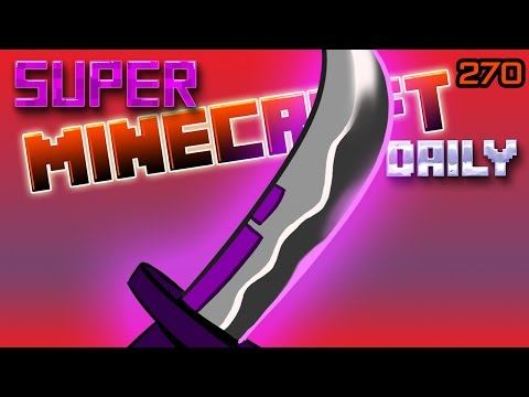 THESE HANDS ARE BORN!!   Super Minecraft Daily   Ep.270
