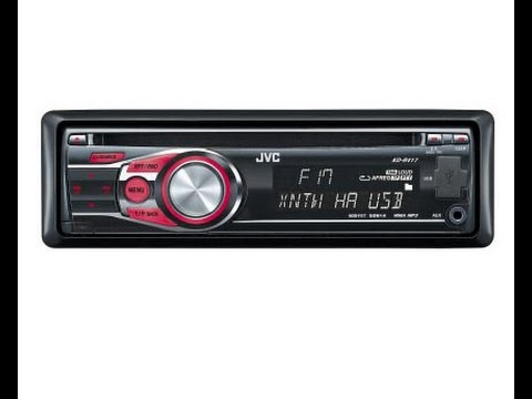 Drivers for JVC KD-R455 Receiver